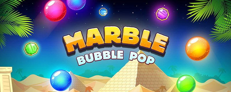 Marble Bubble Pop